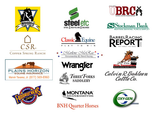 Please thank all of our generous and wonderful sponsors!